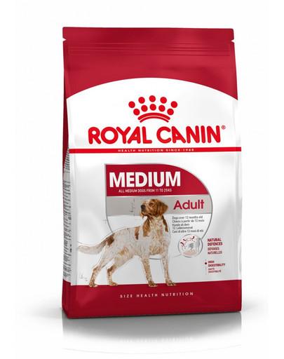 ROYAL CANIN Medium adult 15 kg granule pro dospělé střední psy
