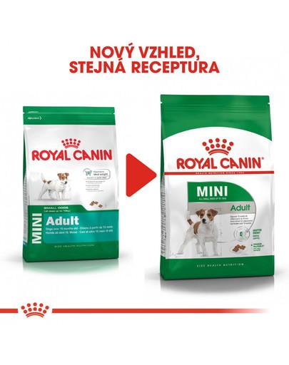 ROYAL CANIN Mini adult 2 kg granule pro dospělé malé psy