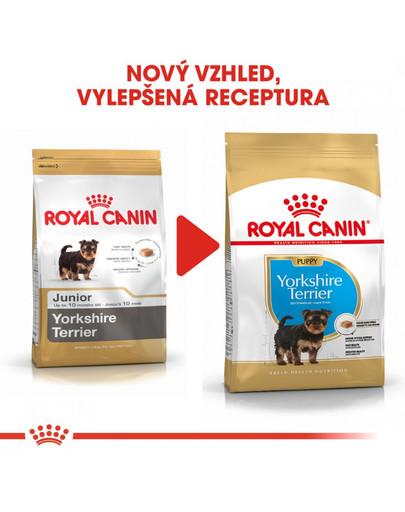 ROYAL CANIN Yorkshire Puppy 7.5 kg granule pro štěně jorkšíra