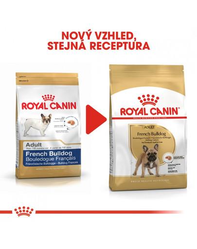ROYAL CANIN French Bulldog Adult 1.5 kg granule pro dospělého francouzského buldočka