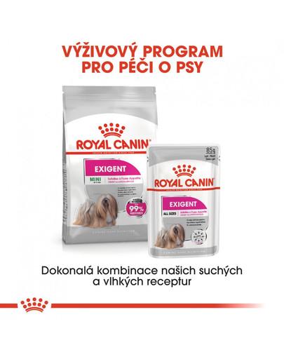 ROYAL CANIN Mini Exigent 800g granule pro mlsné malé psy