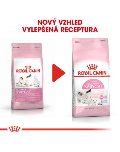 ROYAL CANIN Mother&Babycat 2 kg granule pro březí nebo kojící kočky a koťata