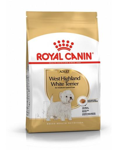 ROYAL CANIN Westie Adult 1,5 kg granule pro dospělého westíka