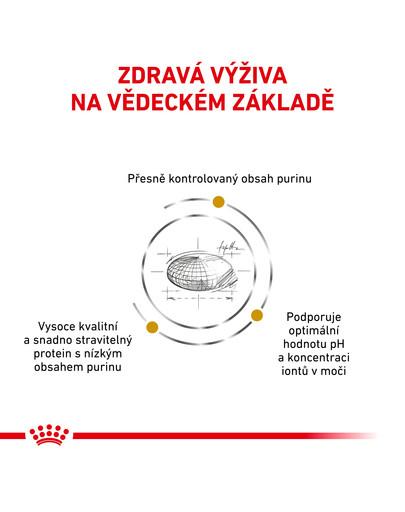 ROYAL CANIN Veterinary Health Nutrition Dog Urinary U/C 14 kg