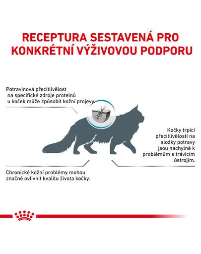 ROYAL CANIN Veterinary Health Nutrition Cat Sensitivity Control 0.4 kg