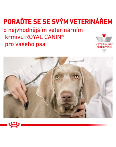 ROYAL CANIN Veterinary Health Nutrition Dog Skin Care Puppy Small Dog 2 kg