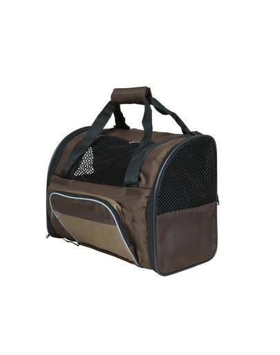 TRIXIE Tbag nylonový batoh DeLuxe SHIVA 41x30x21cm max. do 8 kg