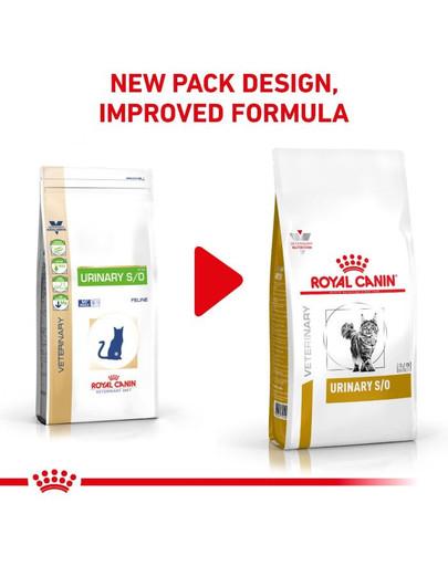ROYAL CANIN Veterinary Health Nutrition Cat Urinary S/O 400g