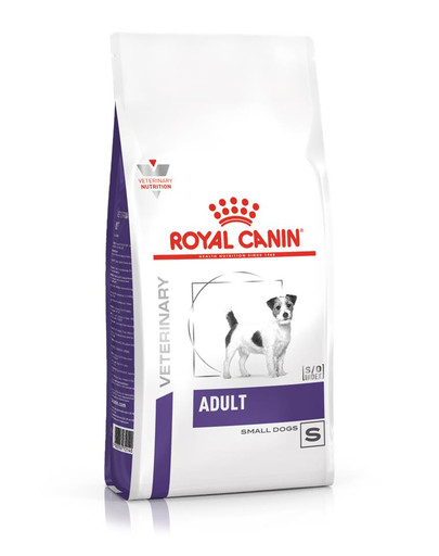 ROYAL CANIN Veterinary Care Dog Adult Small 8 kg