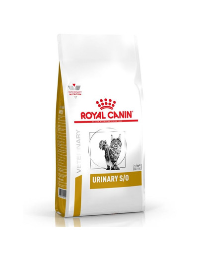 ROYAL CANIN Veterinary Health Nutrition Cat Urinary S/O 9 kg