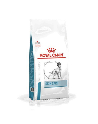 ROYAL CANIN Veterinary Health Nutrition Dog Skin Care Adult 2 kg