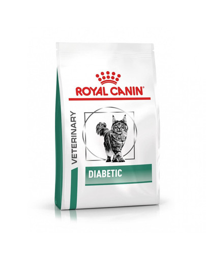 ROYAL CANIN Veterinary Health Nutrition Cat Diabetic 1.5 kg