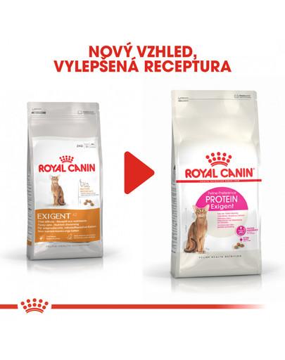 ROYAL CANIN Protein Exigent 400g granule pro mlsné kočky