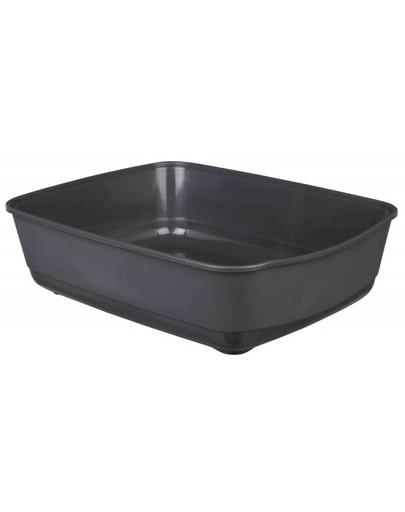 Trixie WC bez okraje 36x12x46cm - tmavě šedá