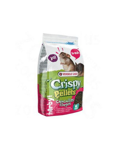 VERSELE-LAGA Prestige 1 kg Crispy Stelivos pro činčily