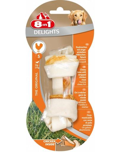 8IN1 Kost žvýkací Delights S 1ks