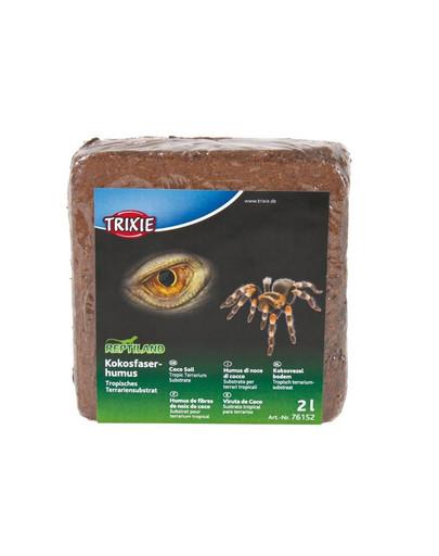 TRIXIE Kokosové humus, tropické substrát 2l / 160 g