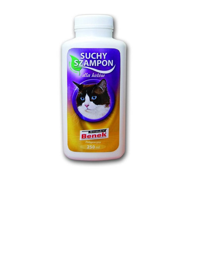 BENEK Šampón suchý ošetřující 250 ml