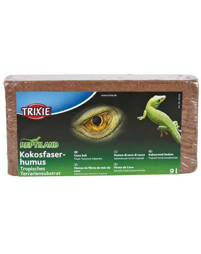 TRIXIE Podestýlka Kokosový humus, tropický substrát 9l