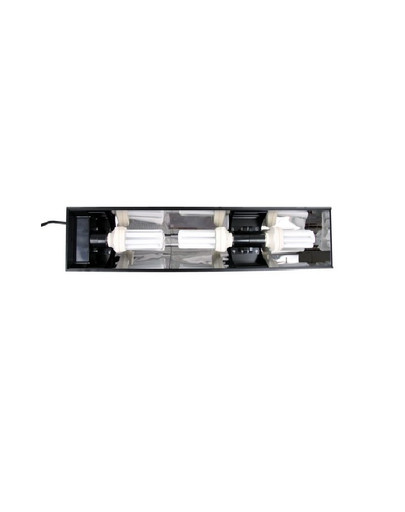TRIXIE Hliníkové kryt na terarijní osvětlení - 3 žárovky, 50W