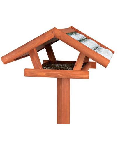 TRIXIE Krmítko pro ptáky natura 54 x 26 x 52 cm/1.36 m