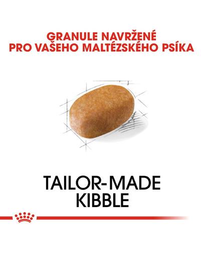 ROYAL CANIN Maltese adult 1.5 kg granule pro maltézské psíky