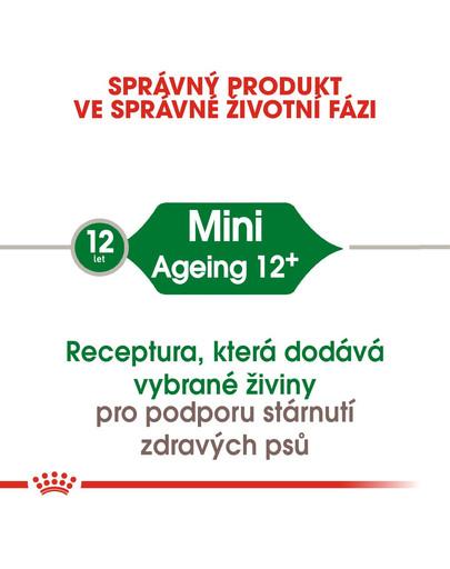 ROYAL CANIN Mini ageing 12 3.5 kg