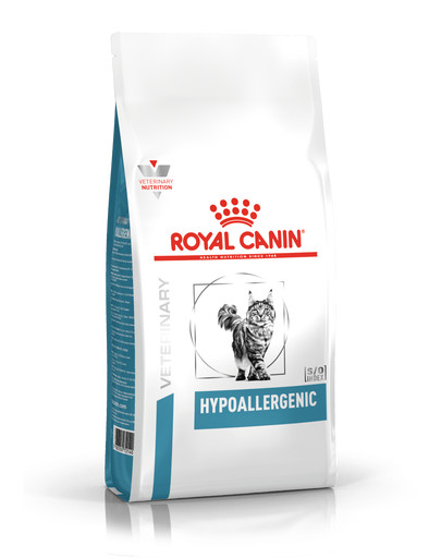 ROYAL CANIN Veterinary Health Nutrition Cat Hypoallergenic 2.5 kg