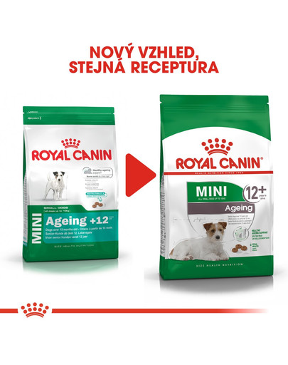 ROYAL CANIN Mini ageing 12 3.5 kg