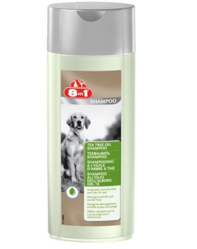 8IN1 šampon tea tree 250 ml