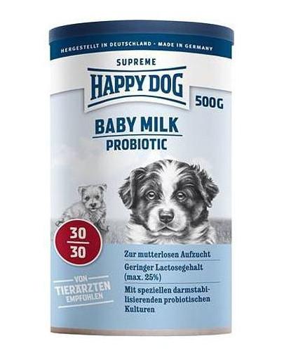 HAPPY DOG Baby Milk Probiotic 500 g