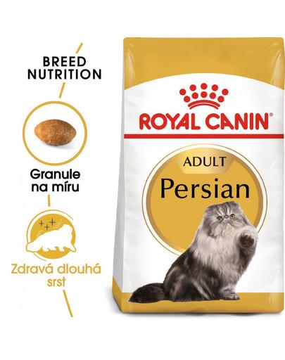 ROYAL CANIN Persian  Adult 10 kg + 2 kg gratis granule pro perské kočky