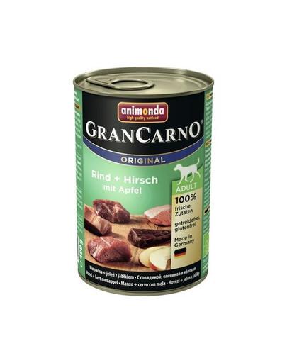 ANIMONDA GranCarno Adult jelení & jablko 400 g