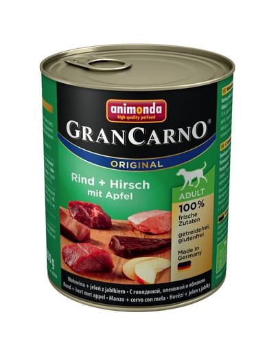 ANIMONDA GranCarno Adult jelení & jablko 800 g