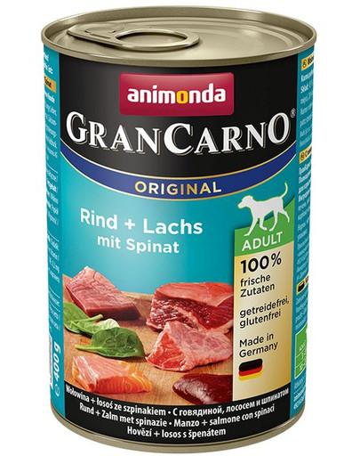 ANIMONDA Gran Carno Adult treska & špenát 800 g