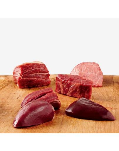 ANIMONDA Gran Carno Junior hovězí & krůtí srdce 800 g