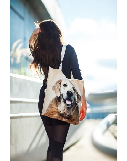 FERA Nákupní taška Golden Retriever