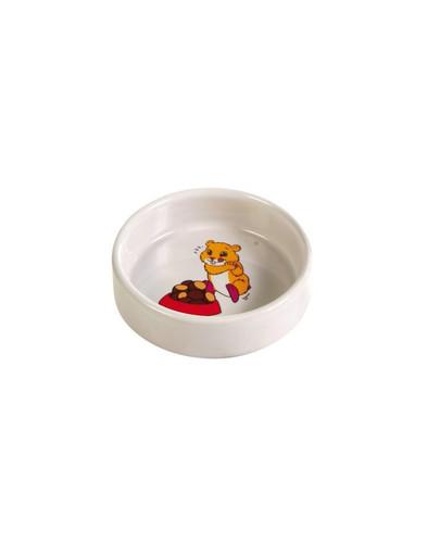 TRIXIE Miska keramická pro křečka 100 ml
