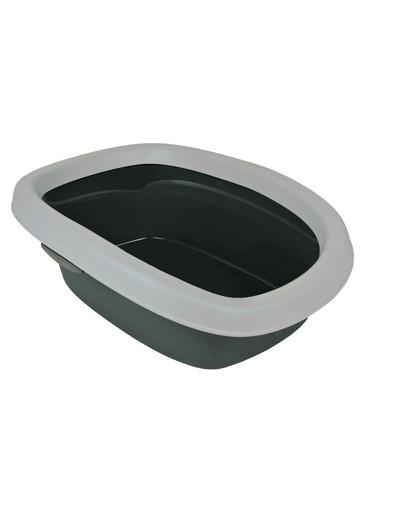 TRIXIE Toaleta pro kočky carlo 1 43cm šedá