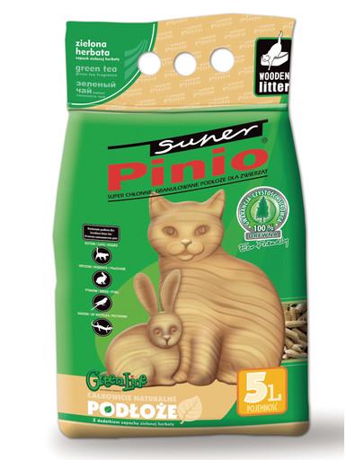 BENEK Super pinio Kočkolit  zelený čaj 5l