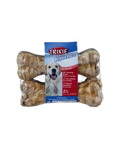 TRIXIE Pamlsek - kost ze sušeného hovězího 10 cm 2 ks 35 g