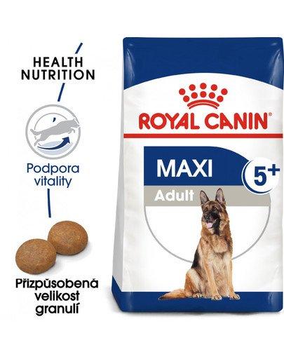 ROYAL CANIN Maxi adult 5+ 15 kg granule pro dospělé stárnoucí velké psy