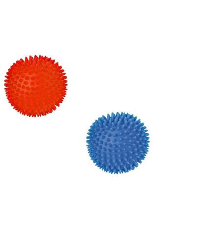 TRIXIE Ježaté míček s zvukem  Ø 10 cm