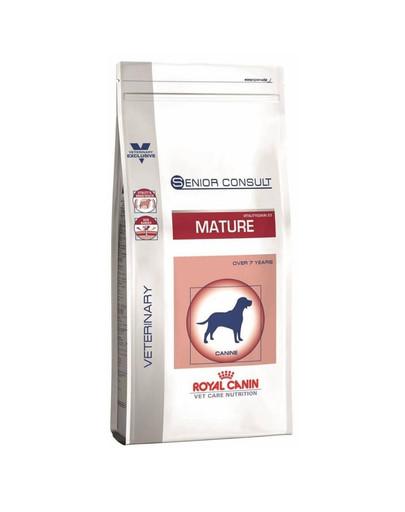 ROYAL CANIN Veterinary Care Dog Senior Consult Mature 10kg