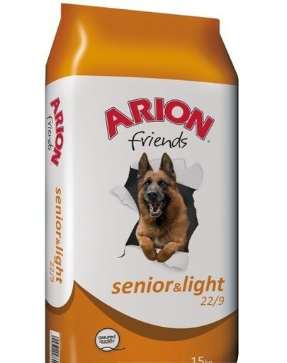 ARION Standard 15 kg senior/ light kuře a rýže