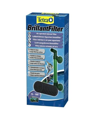 TETRA Brillant Filter-Filtr vnitřní provzdušňující s molitanovou houbou