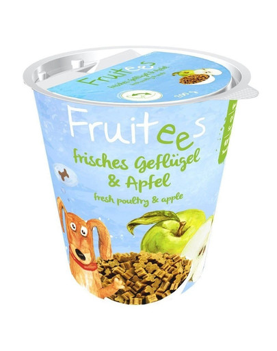 BOSCH Fruitees Jablko 200 g