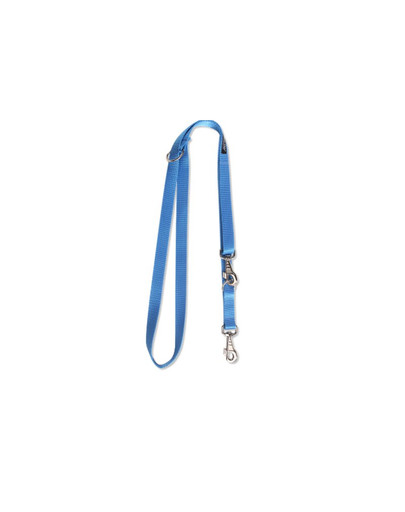 AMIPLAY Vodítko nr 100 - 200 cm / 2.5 cm nebesky modré