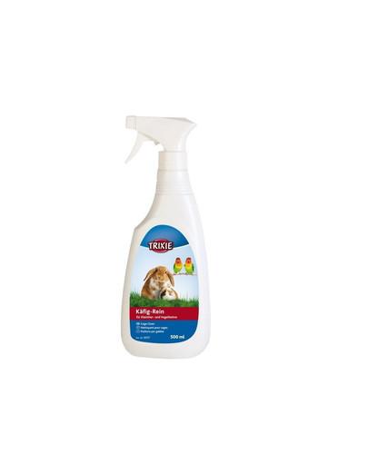 TRIXIE Spray na čištění klecí 500 ml