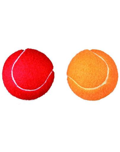 TRIXIE Sada tenisových míčků  6 cm 2 ks